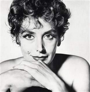 Irving Penn, Kay Kendall - English Actress, 1957