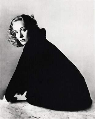 Irving Penn, MARLENE DIETRICH Movie Actress, 1948
