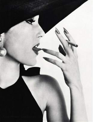 Irving Penn, MARY JANE RUSSELL, 1951