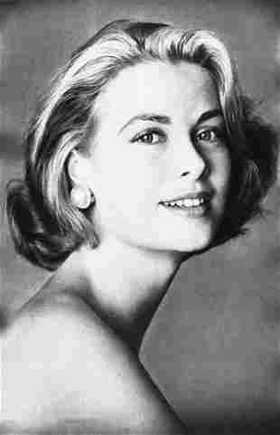 IRVING PENN, Movie Actress grace kelly,  1954