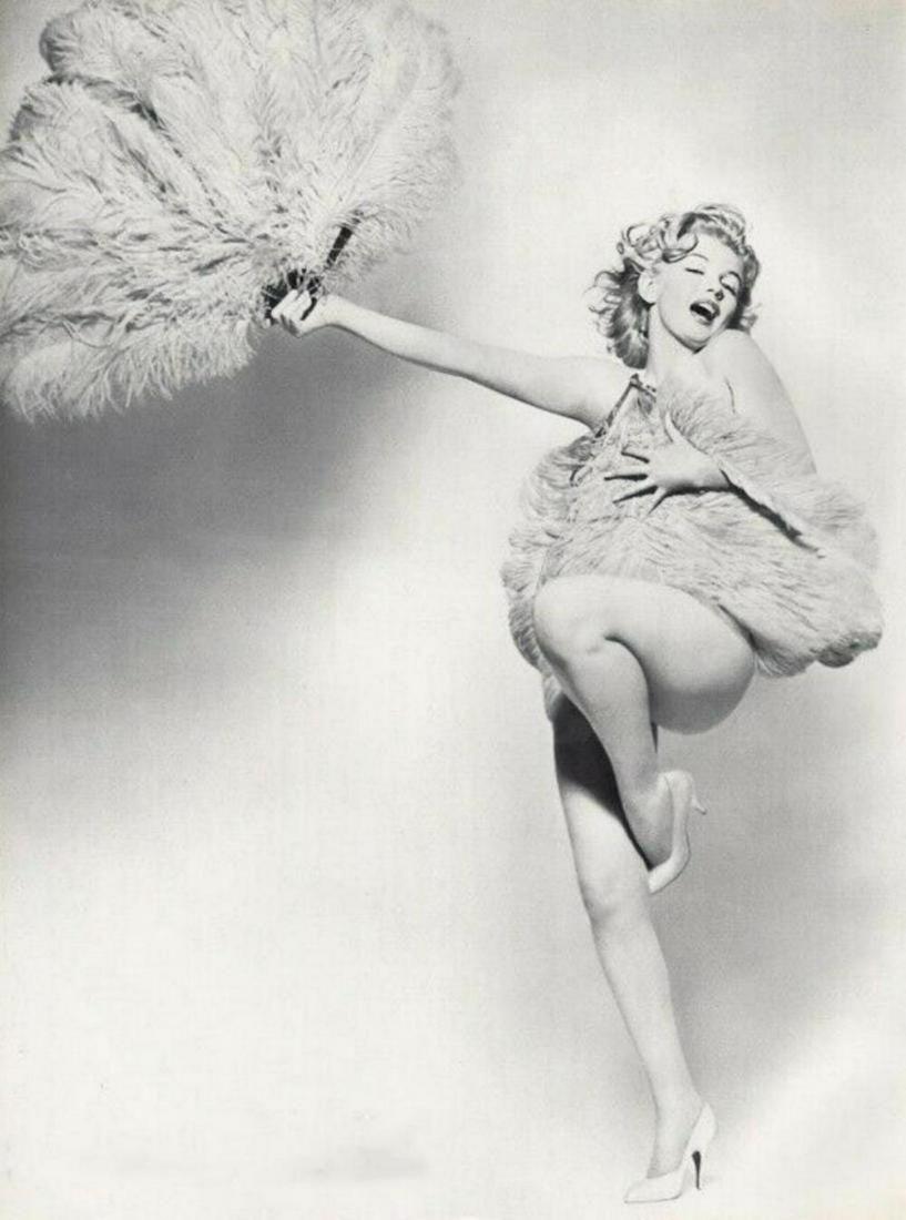 RICHARD AVEDON, MARILYN MONROE - 1958