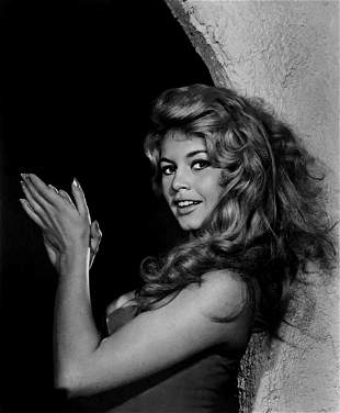 YOUSUF KARSH, BRIGITTE BARDOT - 1958