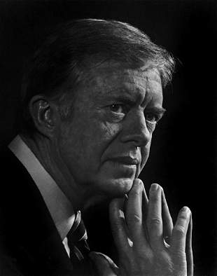 YOUSUF KARSH, Jimmy Carter - 1981