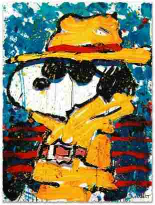 Tom Everhart, Undercover In Beverly Hills, Signed/No.