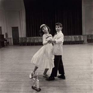 Diane Arbus, Junior Interstate Dance Champions Yonkers,