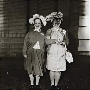 DIANE ARBUS, Untitled I, 1970-71