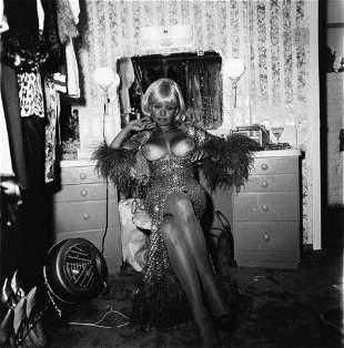 Diane Arbus, Topless Dancer, San Francisco, 1968