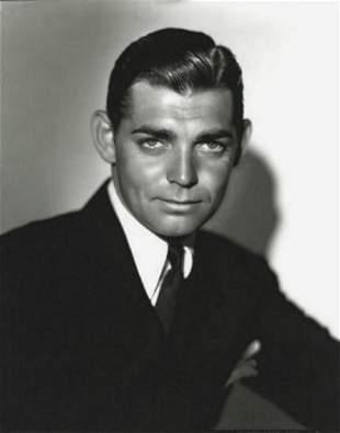 GEORGE HURRELL - Clark Gable - 1931