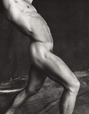 BRUCE WEBER Muscle Physique model, 1983