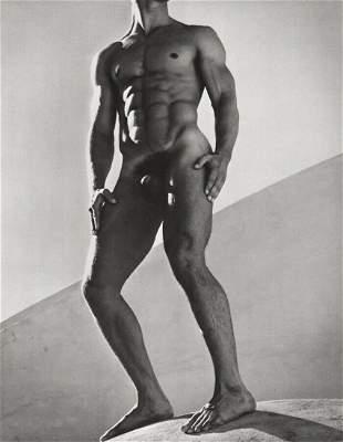 BRUCE WEBER, MARK KLETNER Muscle Physique 1986
