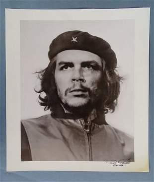 ALBERTO KORDA, Guerrillero heroico 1960, Silver gelatin