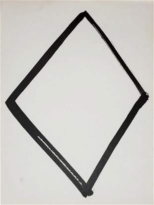 Ellsworth Kelly, Composition original lithograph 1964