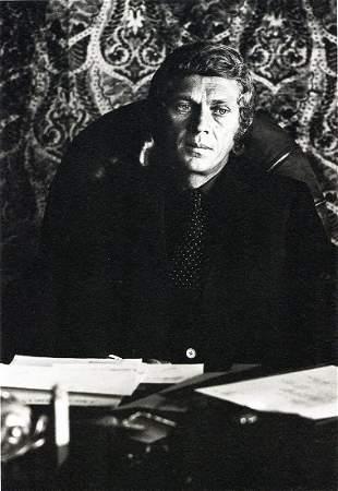 Terry O'Neill - Steve McQueen, 1985