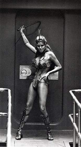 Terry ONeill - Raquel Welch - 1985
