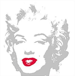 Andy Warhol Golden Marilyn 11.35 Sunday B Morning