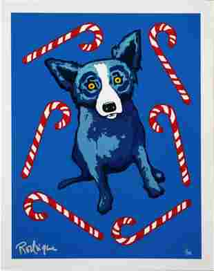 George Rodrigue, Sweet Like You, Serigraph signed/No.