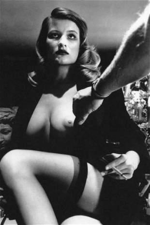 "Helmut Newton ""Voyeurism, Los Angeles 1991"" Silver"