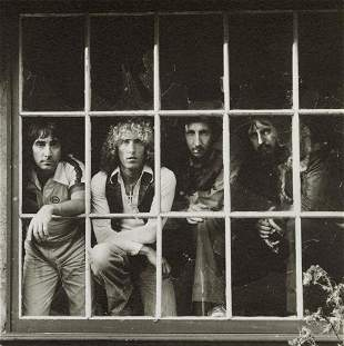 Terry O'Neill - The Who, England, 1978