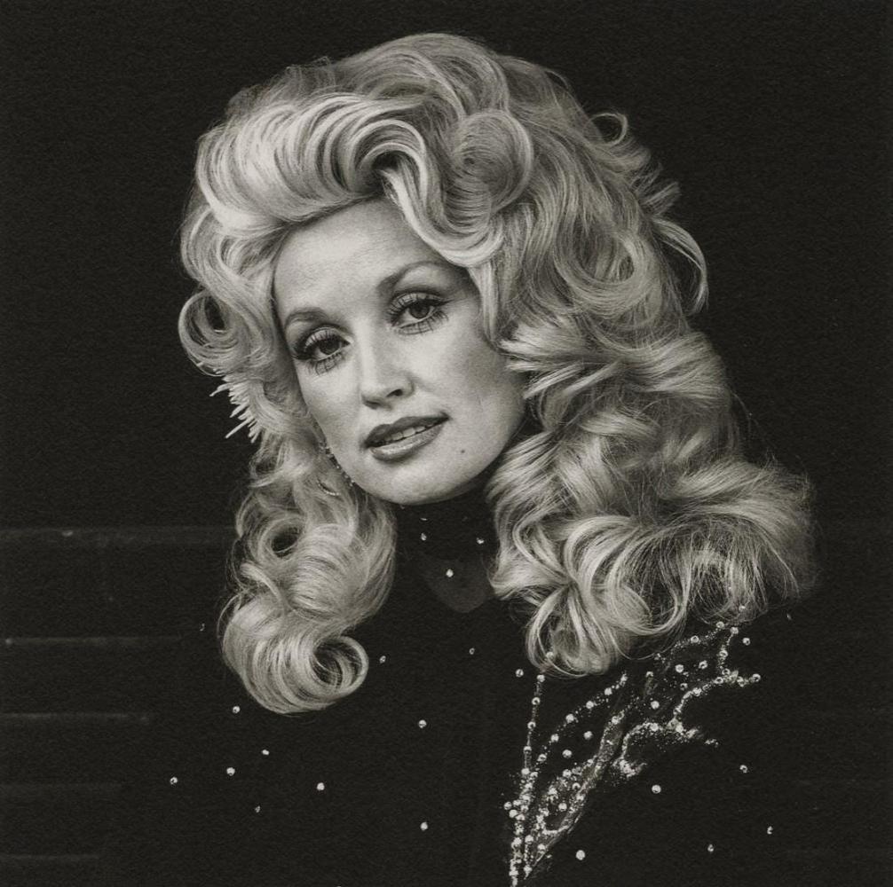 Terry O'Neill - Dolly Parton - 1985