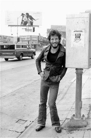 Terry O'Neill - Bruce Springsteen - 1975