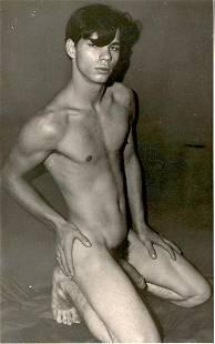 Jeff Stryker, Silver Gelatin Photograph, C1980