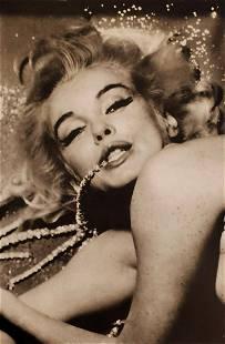 "Bert Stern ""Marilyn Monroe The Last Sitting - 1962"""