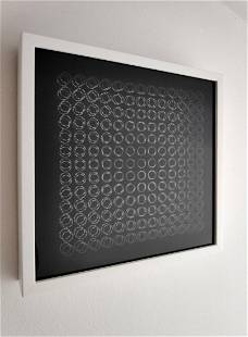 Victor Vasarely - Oeuvres Profondes Cinetiques I