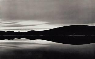 BRETT WESTON, 1956 High Sierra Lake