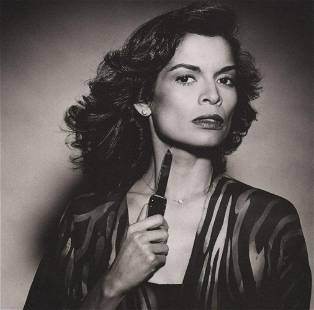 Terry O'Neill - Bianca Jagger, 1978