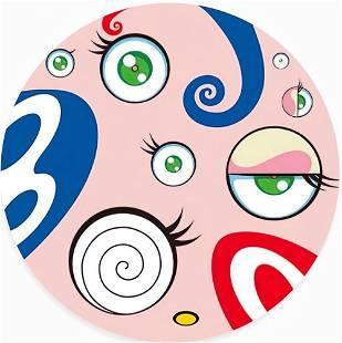 "Takashi Murakami ""We Are The Jocular Clan 7"" Signed/No"