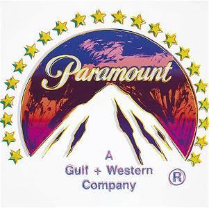 Andy Warhol, Paramount from Ads, 1985 silkscreen