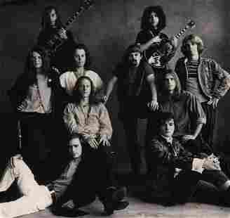 Irving Penn, Big Brother (Joplin) and Grateful Dead,
