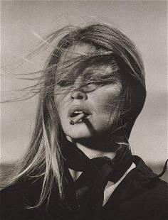 TERRY O'NEILL - Brigitte Bardot, Spain, 1971