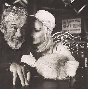 TERRY O'NEILL - John Huston & Ava Gardner