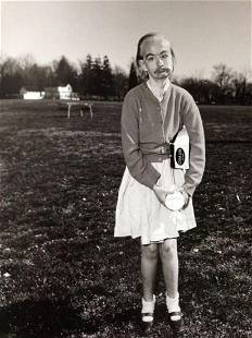 Diane Arbus, Untited, 1970/71