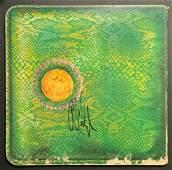 Alice Cooper Autographed Album Cover