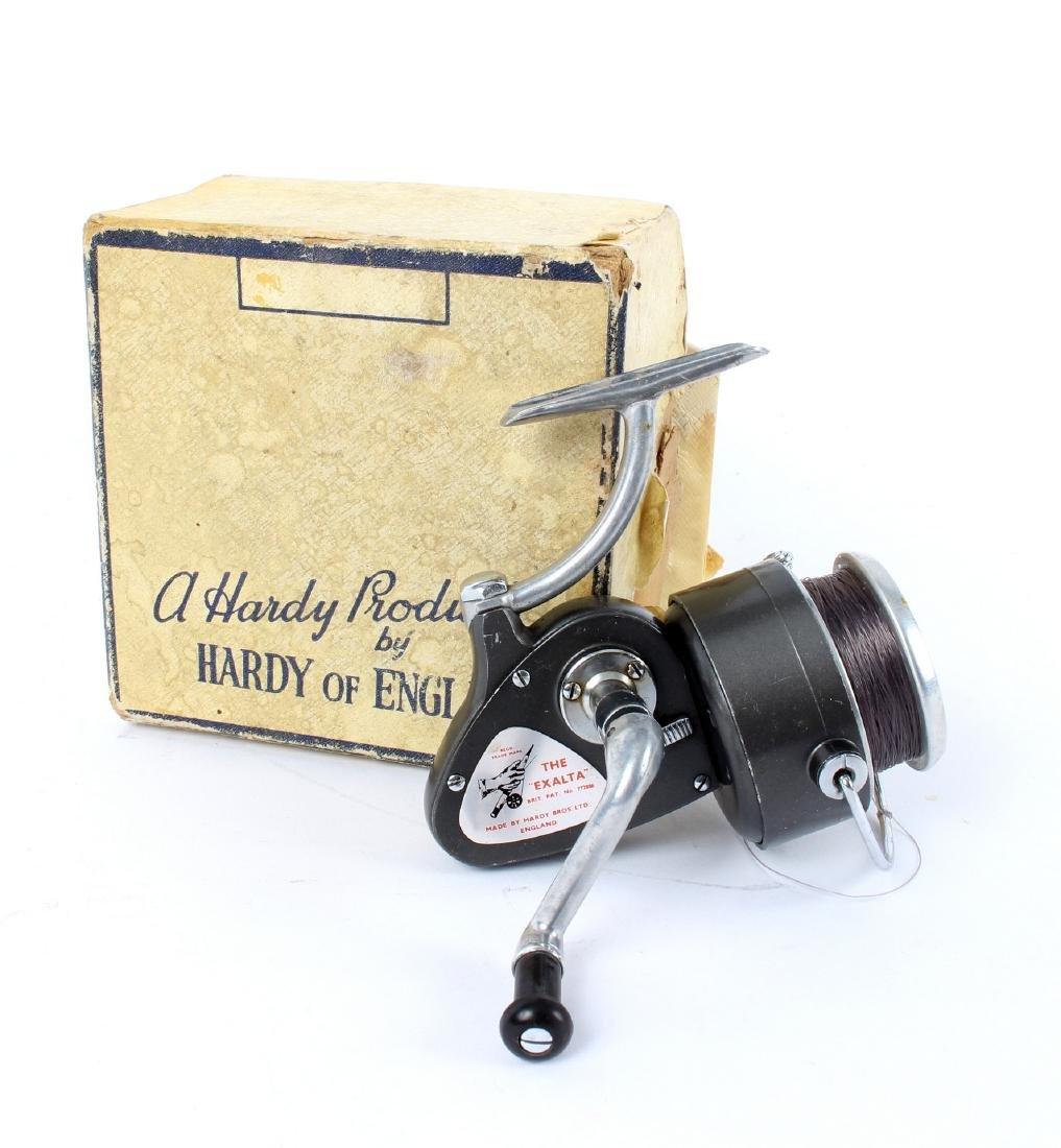 Sundry fishing kit, rods, spinning reels, - 2