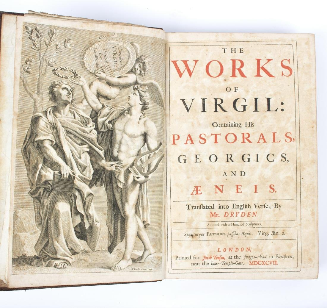 Vergilius Maro. Publius, Publish Works, translated by
