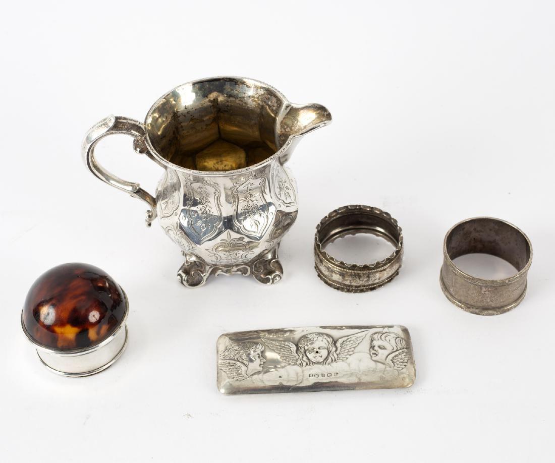 A Victorian silver Christening mug, JE London 1844,