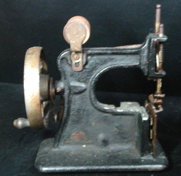 7: Child's Sewing Machine