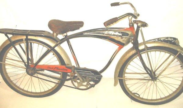 25: Schwinn Black Phantom Bicycle
