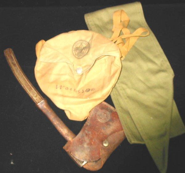 26: Vintage Boy Scout Lot