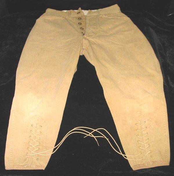 27: Vintage Boy Scout Pants