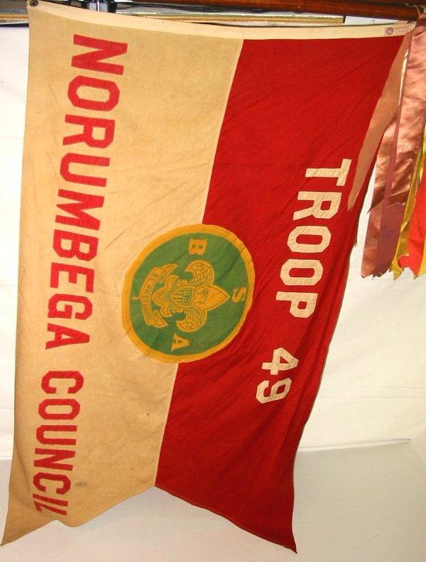 29: Boy Scout Flag