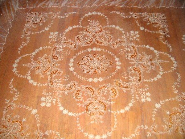 30: Boudoir Lace  English Netting