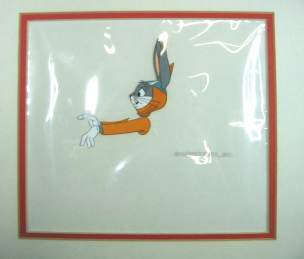 32: Warner Bros. Bugs Bunny Animation Cel
