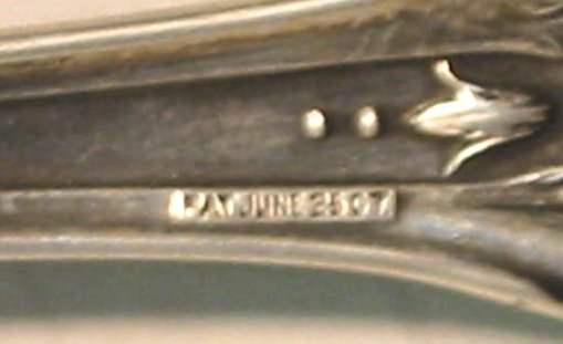 43: Francis 1st Sterling Silver Flatware Reed & Barton - 4