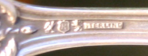43: Francis 1st Sterling Silver Flatware Reed & Barton - 5