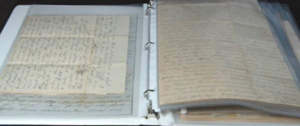 84: Civil War Letters