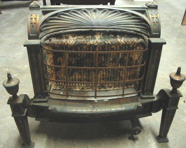 99: Humphrey Fire place Heater insert